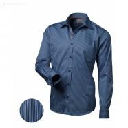 Koszula slim Victorio niebieska
