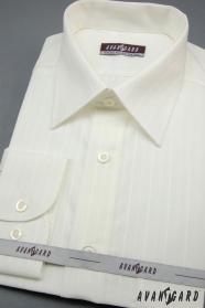 Kremowa Koszula - Wyprzedaż
