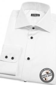 Koszula męska REGULAR długi rękaw Biała