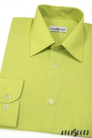 Męska zielona koszula Kiwi