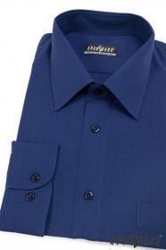 Męska koszula Classic królewski niebieska