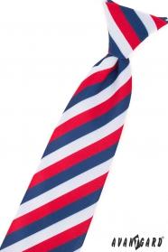 Krawat dla chłopca, Tricolor
