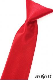 Czerwony krawat dla chłopca