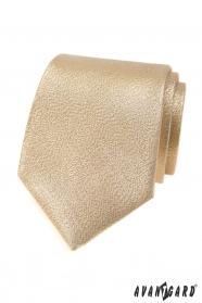 Złoty krawat Avantgard Lux
