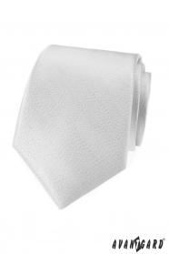Srebrny krawat