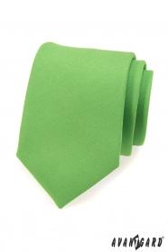Wyróżniającą zielony krawat