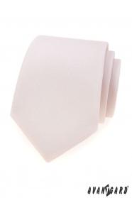 Krawat męski Avantgard w kolorze pudrowym