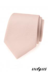 Krawat męski w kolorze Ivory