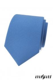 Jasnoniebieski, matowy krawat