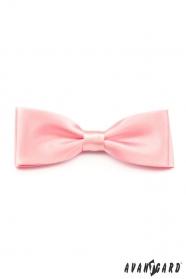 Różowa Pink muszka