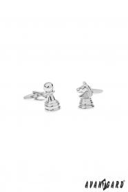Spinki do mankietów - szachy